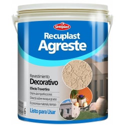 Recuplast Agreste [Textura Media]