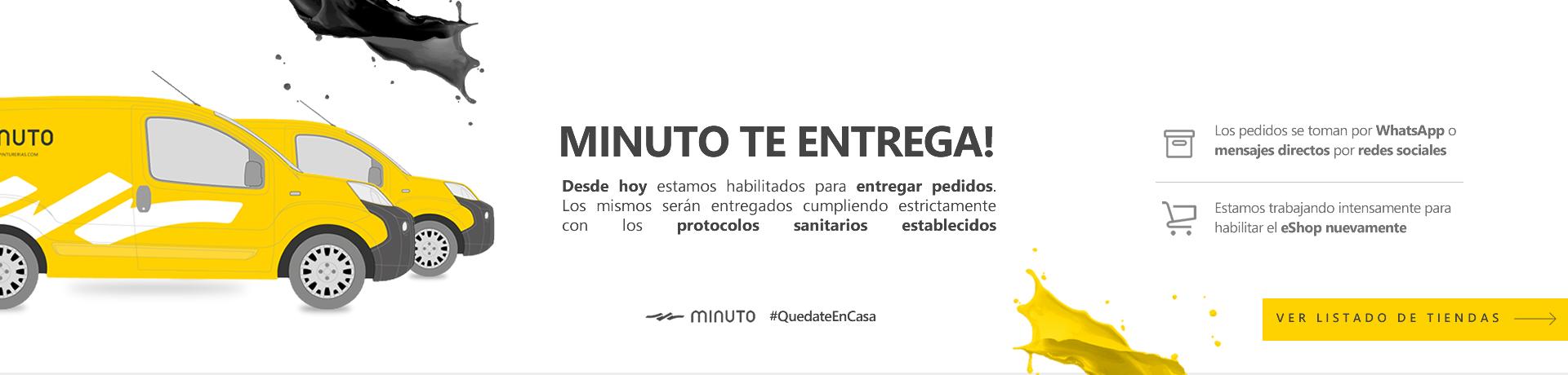 Minuto Entrega
