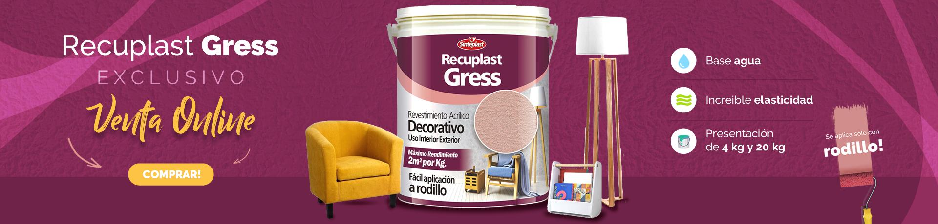 Recuplast Gress